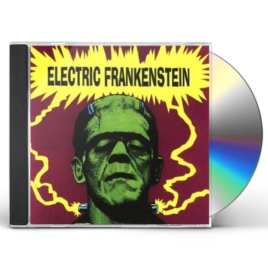 Electric Frankenstein I'M NOT YOUR NOTHING CD