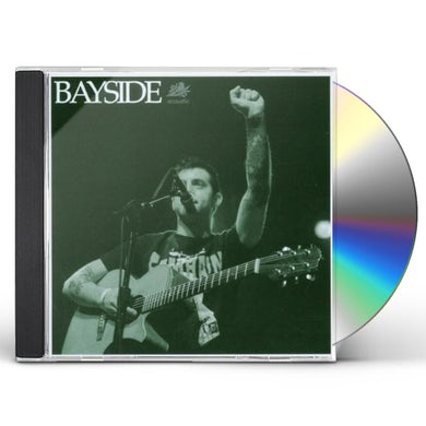 Bayside ACOUSTIC CD