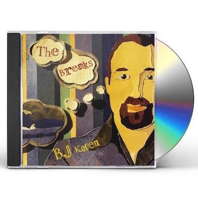 BJ Kocen BREAKS CD