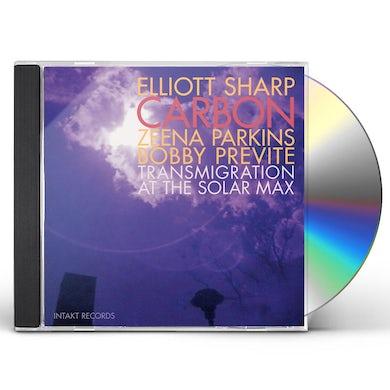 Elliott Sharp TRANSMIGRATION AT THE SOLAR MAX CD