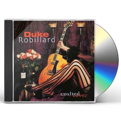 Duke Robillard EXALTED LOVER CD
