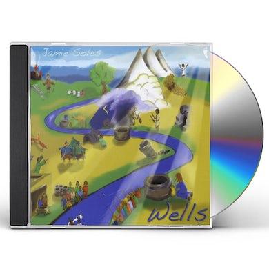 Jamie Soles WELLS CD