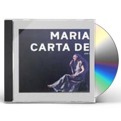 Maria Bethania CARTA DE AMOR-ATO 1 CD