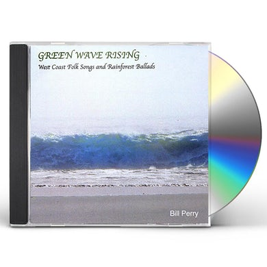 Bill Perry GREEN WAVE RISING CD