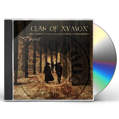 Clan Of Xymox FAREWELL CD