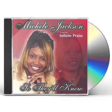 Michele Jackson SO THEYLL KNOW CD