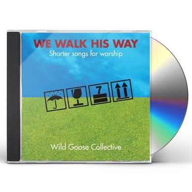 John Bell WE WALK HIS WAY CD