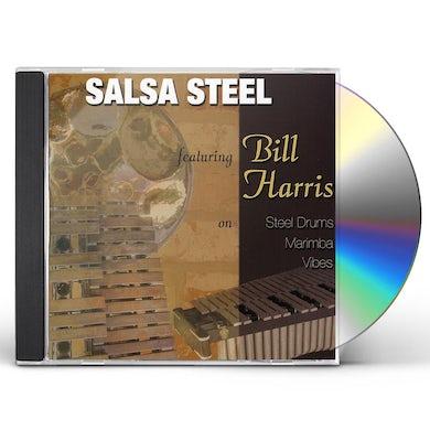 Bill Harris SALSASTEEL CD