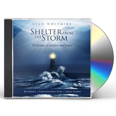 Stan Whitmire SHELTER IN THE STORM CD