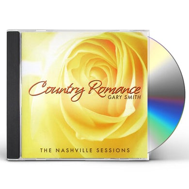 Gary Smith COUNTRY ROMANCE CD