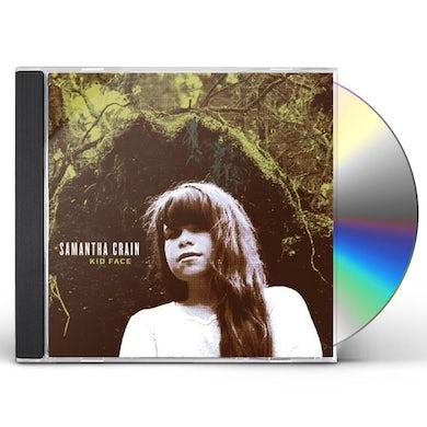 Samantha Crain KID FACE CD
