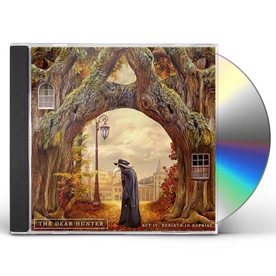The Dear Hunter ACT IV: REBIRTH IN REPRISE CD