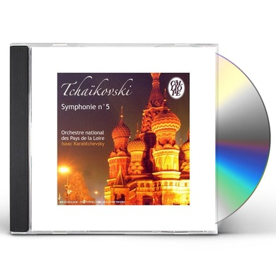 P.I. Tchaikovsky SYMPHONIE NO. 5 CD