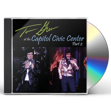 Tom Green AT THE CAPITOL CIVIC CENTER PT. 2 CD