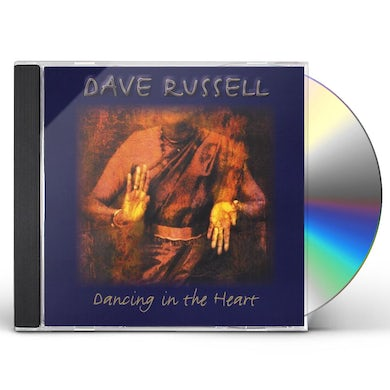 Dave Russell DANCING IN THE HEART CD