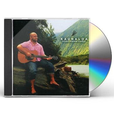 Kuana Torres Kahele KAUNALOA CD