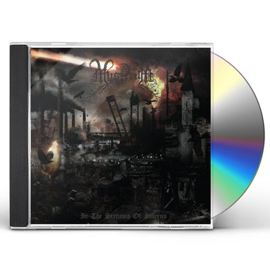 Mysticum IN THE STREAMS OF INFERNO CD