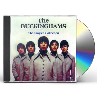 Buckinghams SINGLES COLLECTION 31 CUTS CD