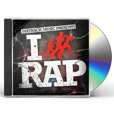 Rick Ross I RUN RAP CD