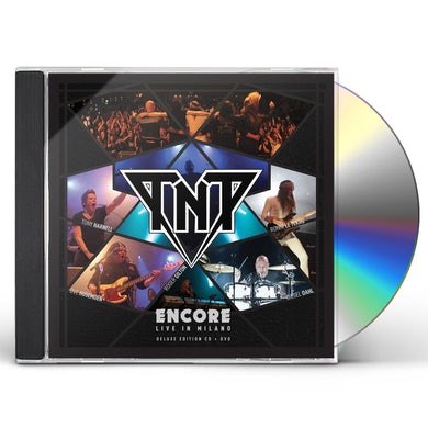 Tnt ENCORE - LIVE IN MILAN CD