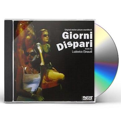 Ludovico Einaudi I GIORNI DISPARI / Original Soundtrack CD
