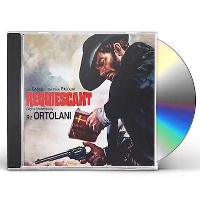 Riz Ortolani REQUIESCANT: O'CANGACEIRO / Original Soundtrack CD