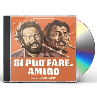 Si Puo Fare Amigo / O.S.T. SI PUO FARE AMIGO / Original Soundtrack CD
