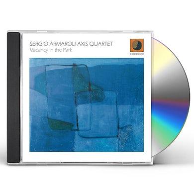 Sergio Axis Quartet Armaroli VACANCY IN THE PARK CD
