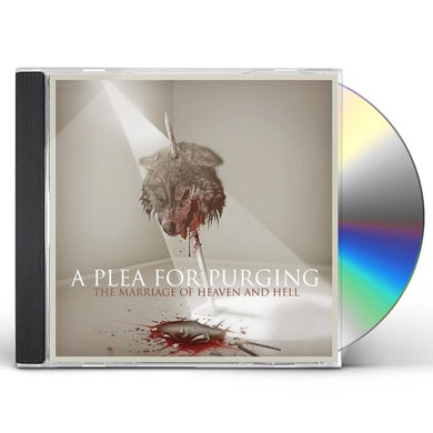 Plea For Purging MARRIAGE OF HEAVEN & HELL CD