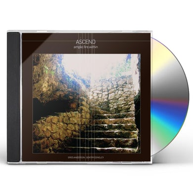 Ascend AMPLE FIRE WITHIN CD
