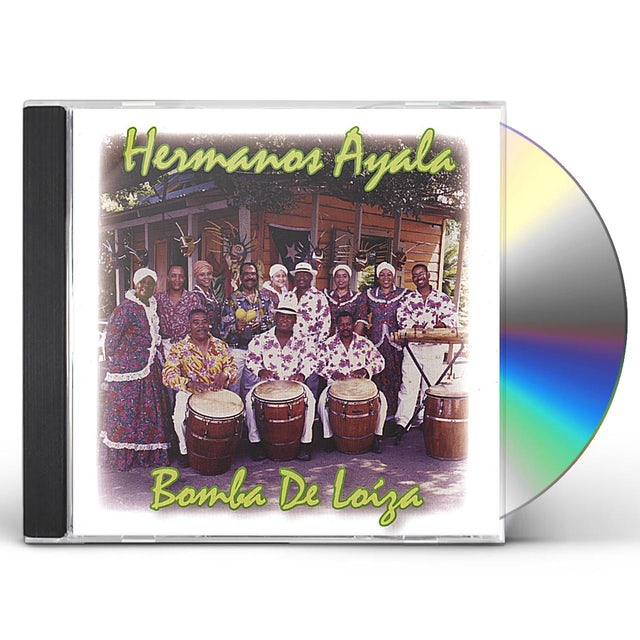 Hermanos Ayala BOMBA DE LOIZA CD