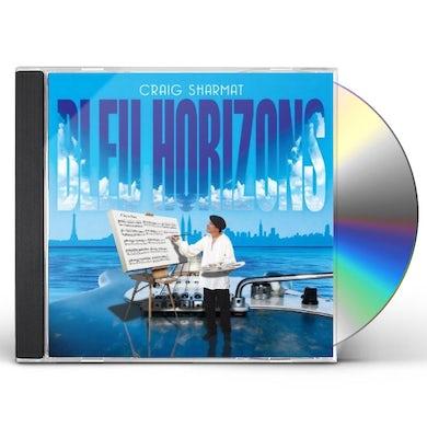 Craig Sharmat BLEU HORIZONS CD