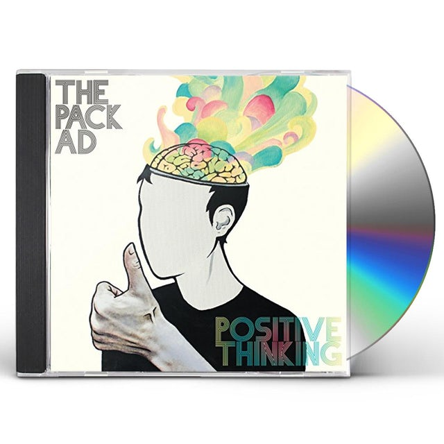 The Pack a.d. POSITIVE THINKING CD