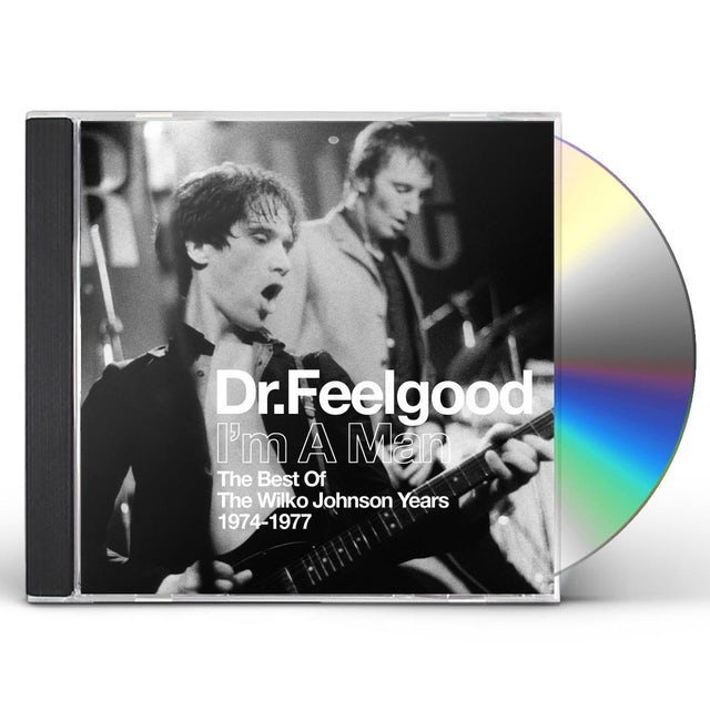 Dr Feelgood I'M A MAN: BEST OF THE WILKO JOHNSON YEARS 1974-77 CD