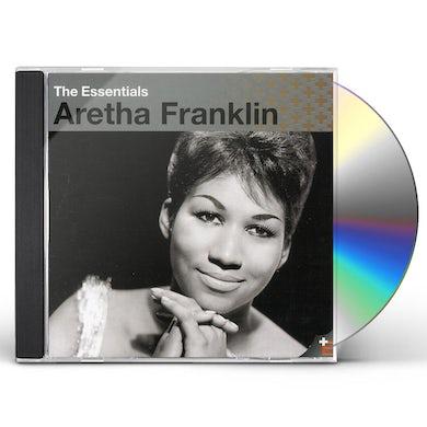 Aretha Franklin   ESSENTIALS CD