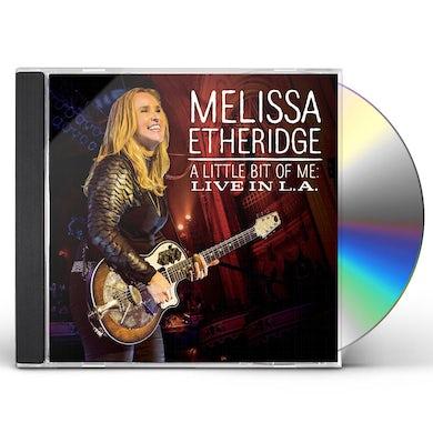 Melissa Etheridge LITTLE BIT OF ME CD