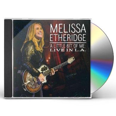 Melissa Etheridge A Little Bit Of Me (CD/DVD Combo) CD