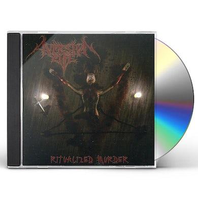 RITUALIZED MURDER CD