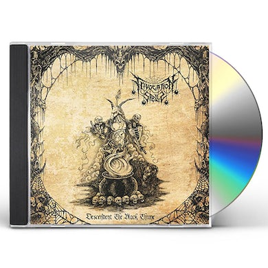 INVOCATION SPELLS FLAME OF HATE CD