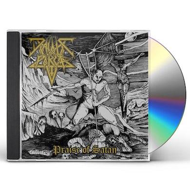 Diabolic Force PRAISE OF SATAN CD