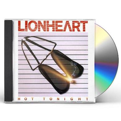Lionheart HOT TONIGHT CD