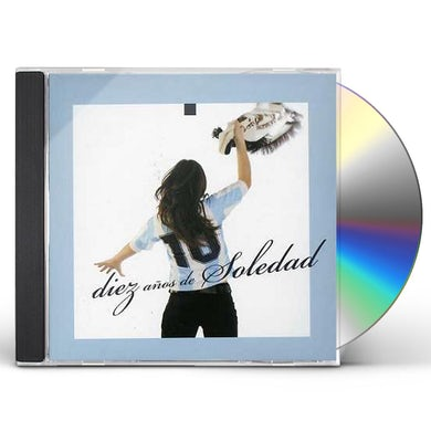 10 ANOS DE SOLEDAD CD