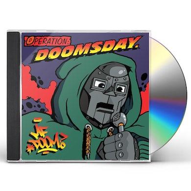 MF DOOM Operation: Doomsday CD