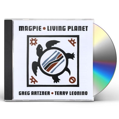 Magpie LIVING PLANET CD