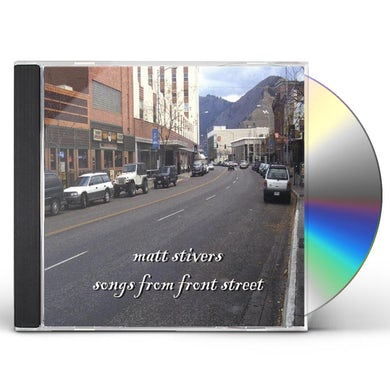 SONGS FROM FRONT STREET CD