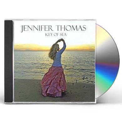 Jennifer Thomas KEY OF SEA CD