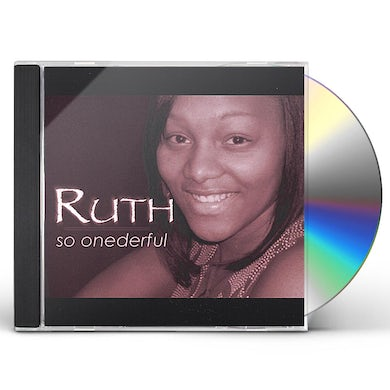 Ruth SO ONEDERFUL CD