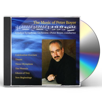 London Symphony Orchestra MUSIC OF PETER BOYER CD