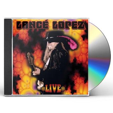 Lance Lopez LIVE CD