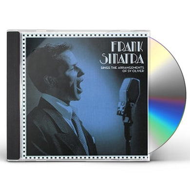 Frank Sinatra SINGS THE ARRANGEMENTS OF SY OLIVER CD